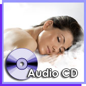 Self hypnosis audio cd for insomnia and trouble sleeping